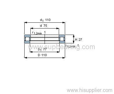 81215 TN bearing
