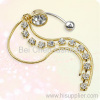 fashion jewelry body BCD-001