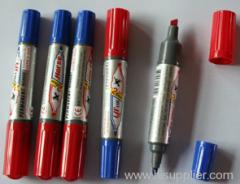 Both sides dry erase marker