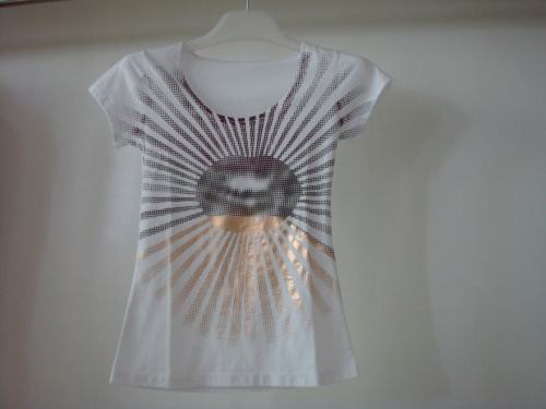 round neck t-shirt for women