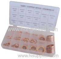 copper gasket copper cushion