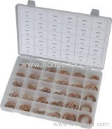 Copper washer assortment 400pc