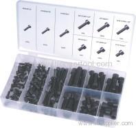 Socket screw assortments