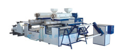 bubble film extrusion machine