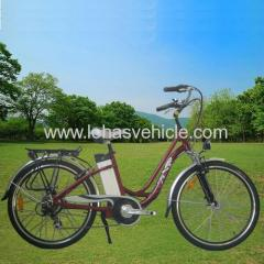 electric city bicycle