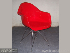 EAMES BUCKET CHAIR,FIBERGLASS BUCKET CHAIR