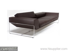 LOVESEAT SOFA,LEATHER LOVESEAT SOFA,MODERN LEATHER SOFA