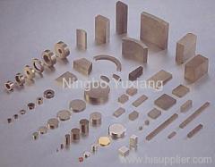 cast alnico block magnet