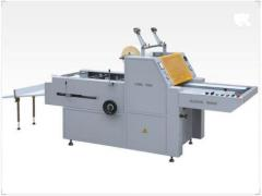 semi-auto laminating machine