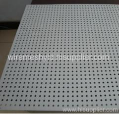 coat painting perforated Metal meshes