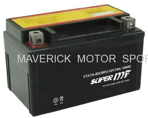 12V Lead Acid Scooter Battery