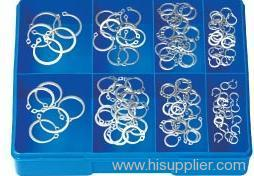 External circlip assortment