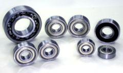 6000 Series Deep Groove Ball Bearings