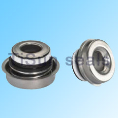 Auto cooling pump seals