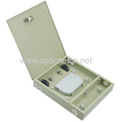Fiber Optic Distribution Box (Wall Mounting)
