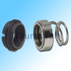Single Spring O-Ring Mounted Seal