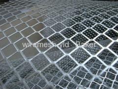 Aluminium Mesh Gratings