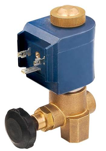 high temperture Steam valve solenoid