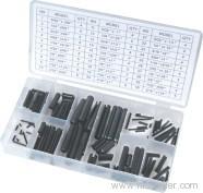 Roll pin set 120pc
