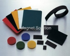 rubber magnetic strip