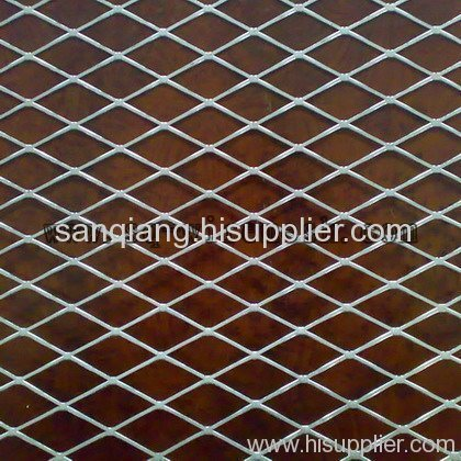 pulled plate wire mesh