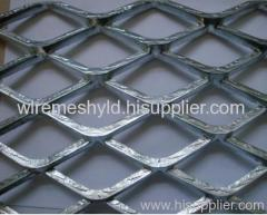 galvanized expanded sheets