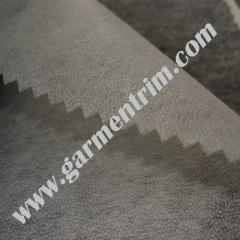 adhesive-bonded interlining