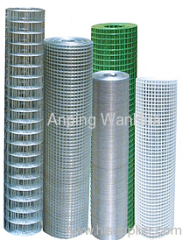 PVC Coated welded Wire Mesh Nettings