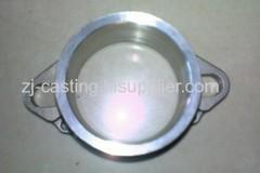 custom steel flange