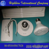 Ceramic emitter heater lamp