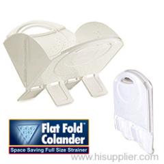 Flat Fold Colander