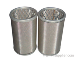 stainless steel filter elements