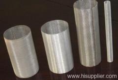 Filter Tubes