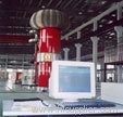 equipment of testing transformer