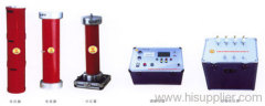Series of Resonance High-voltage Tester