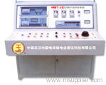Type Electrical Specification Comprehensive Test-bed for Transformer
