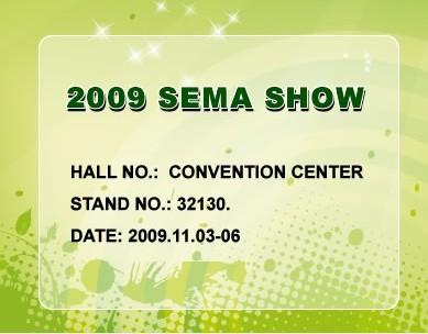 2009 SEMA SHOW