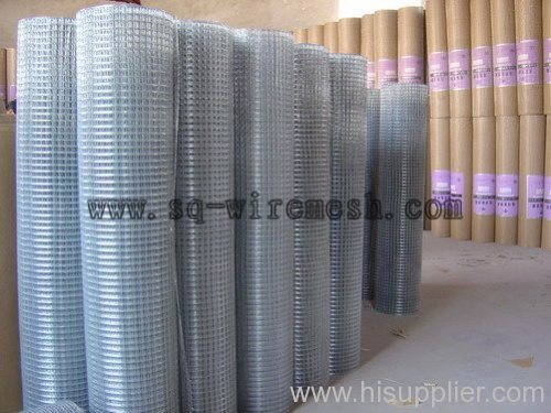 electro welded wire mesh