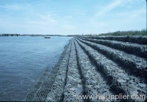 iron stone wire mesh
