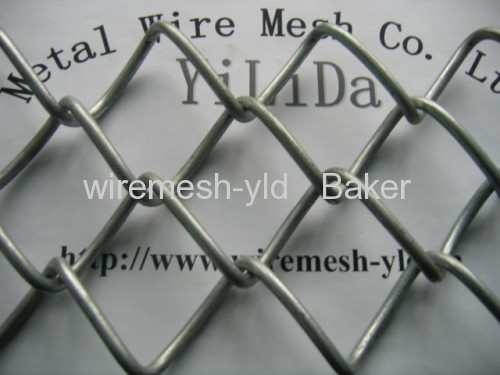 chain link wire fences