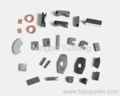 irregular abnormity cast magnet