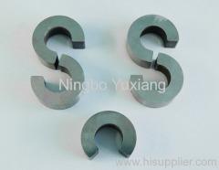 cast arc alnico magnets