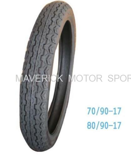 Scooter tyre 80/90-17