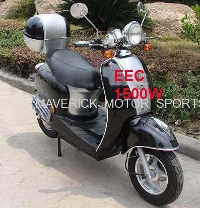 EEC E-scooter 1500w