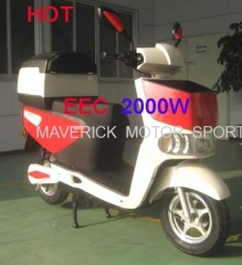 2000w EEC E-scooter