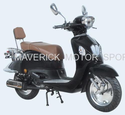 EEC Moped Scooter