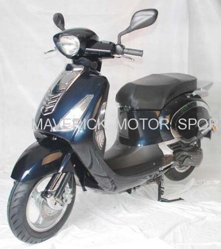 EEC 50cc Moped