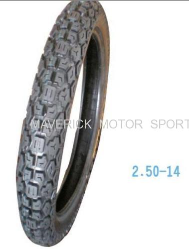 Motorcycle Tyre 2.50-14