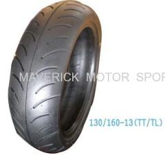 Motorcycle Tyre 130/160-13