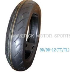 Rubber Motorcycle Tire